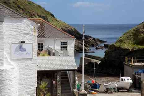 Lugger Hotel - Two Night Cornish Coastal Escape for Two - Save 0%