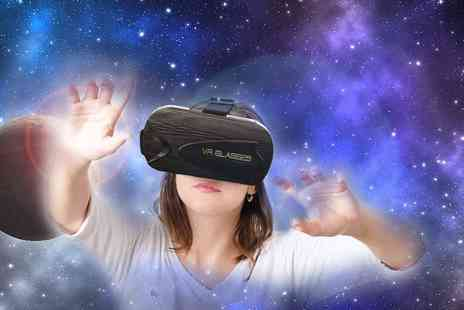 Cheeky Box - Premium virtual reality headset for iPhone and Android - Save 88%