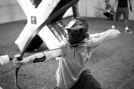 The Archery Group - One hour combat archery experience for two - Save 50%