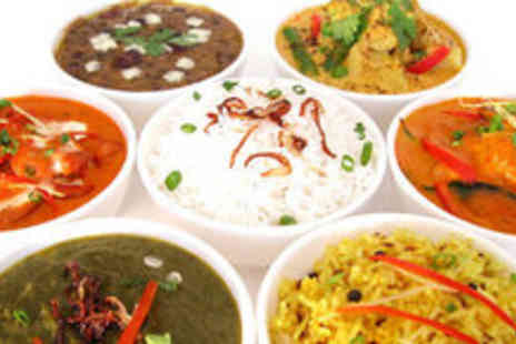 Bawarchi - Indian food voucher for four - Save 80%