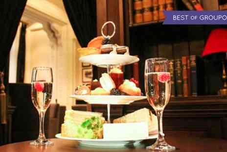 Doubletree Hilton - Afternoon Tea with a Glass of Prosecco for Two - Save 45%