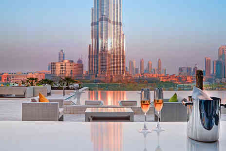 Sofitel Dubai Downtown - Five Star Spectacular Views of Dazzling Dubai - Save 80%