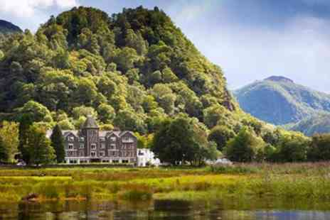 Lodore Falls Hotel - Impressive Lake District Retreat with Meals - Save 0%
