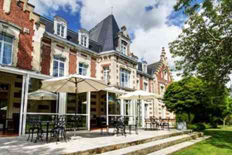 Najeti Hotel Chateau Tilques - Chateau Stay near Calais with Breakfast - Save 0%
