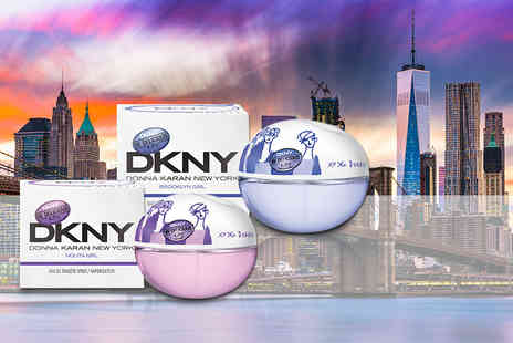 Deals Direct - 50ml bottle of DKNY Be Delicious EDT - Save 38%