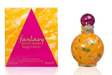 Groupon Goods Global GmbH - Britney Spears Fantasy Stage Edition 50ml EDP - Save 0%