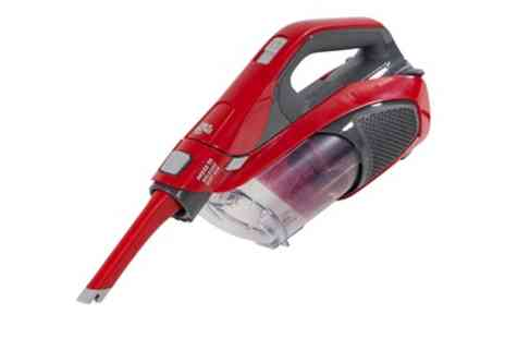 Groupon Goods Global GmbH - Dirt Devil DDU03E01 360 Degree Reach Upright Stick Vacuum - Save 59%