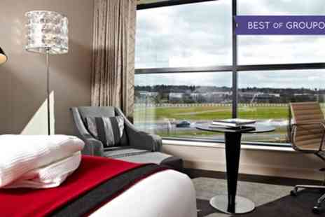 Brooklands Hotel - One night Stay for 2 with breakfast, afternoon cream tea, prosecco, and option for spa treatment - Save 53%