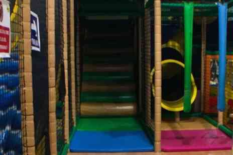 Fun Junction - Soft Play Entry with a Soft Drink for Up to Four - Save 57%
