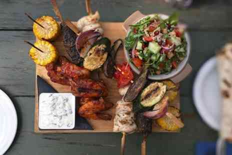 Florins Bar - Summer Barbecue Platter for Two or Four - Save 0%