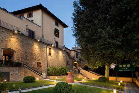 UNA Palazzo Mannaioni - Four Star Romantic 16th Century Tuscan Retreat For Two - Save 65%