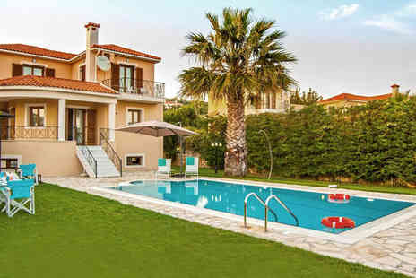Kefalonia Houses - Spacious Accommodation with Fantastic Views - Save 65%