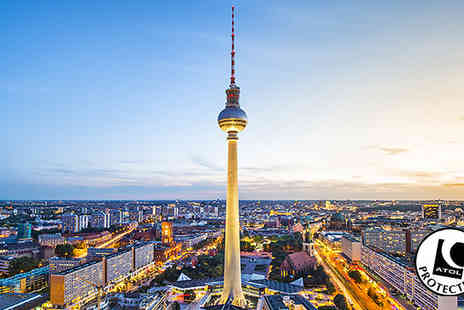 Tour Center - Two or Three Night Hotel Stay With Flights & Optional TV Tower Entry - Save 46%