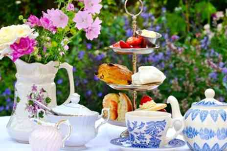 Ravenstone Lodge - Afternoon Tea & Prosecco for 2 with Lake District Views - Save 40%