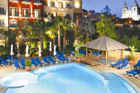 Chevron - Two Week Malta Solo Holiday with Flights & Breakfast - Save 0%