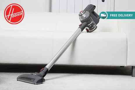 Direct Vacuums - A grade B refurbished Hoover FD22G Freedom cordless bagless upright stick vacuum cleaner Plus DELIVERY INCLUDED - Save 67%