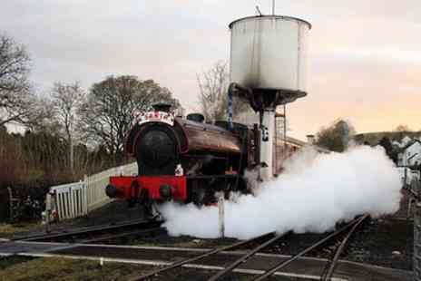 The Gwili Railway - All Day Train Ticket for One or Two Adults or a Family of Four - Save 32%
