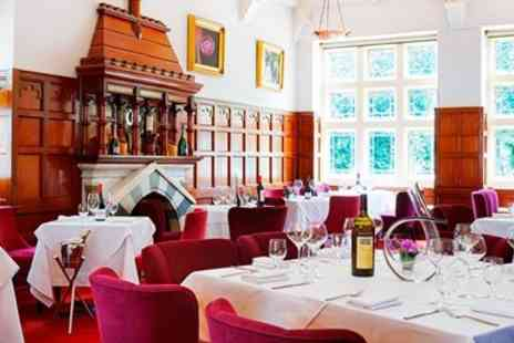 Park House Restaurant - Afternoon Tea with Bubbly for 2 - Save 42%