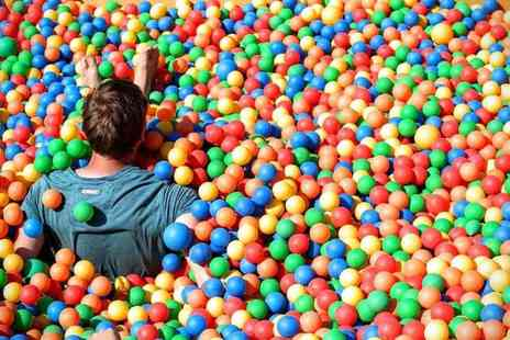 Ball Mania MCR - Entry for two adults to Ball Mania MCR - Save 46%