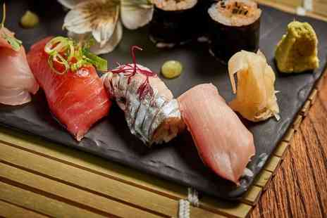 Park Regis Hotel - Eight piece maki platter for two including a Japanese cocktail each - Save 44%