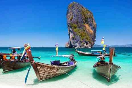 Away Holidays - Eight Night Phuket Break with Flight, Free Night - Save 0%