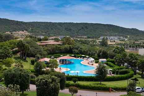 Weekender Breaks - Two night Sardinia spa and sports break with breakfast and flights - Save 40%