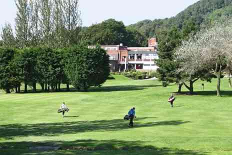 Fortwilliam Golf Club - Round of golf for two or four or upgrade to include a buggy - Save 69%