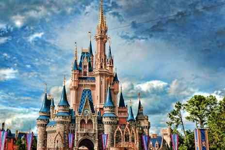 Weekender Breaks - Two night Paris and two night Disneyland Paris break including flights - Save 20%