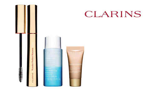 Deals Direct - Clarins mascara set - Save 21%