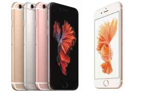 Buyer Area - Refurbished Apple iPhone 6S 16GB With Free Delivery - Save 0%