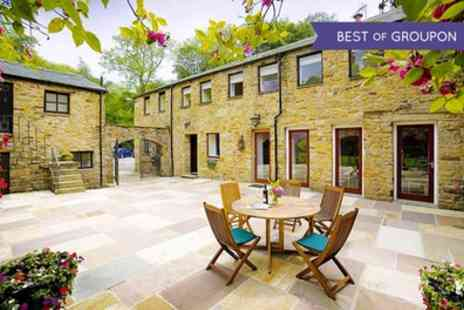 Wolfen Mill Country Retreats - Three or Four Night Self Catering Cottage Stay for Two - Save 0%