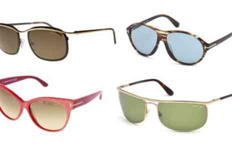 Groupon Goods Global GmbH - Tom Ford Unisex Sunglasses With Free Delivery - Save 68%
