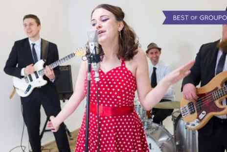 2funky music cafe - Amy Winehouse Tribute Ticket on 1 September - Save 32%