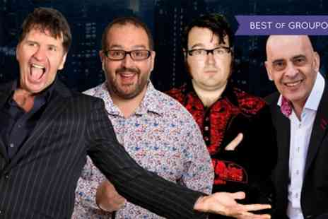 Churchill Theatre - All Star Stand Up Tour on 26 May - Save 40%