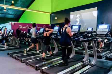Fit4Less Cheadle Hulme - One or Three Month Gym Membership with Unlimited Classes - Save 50%