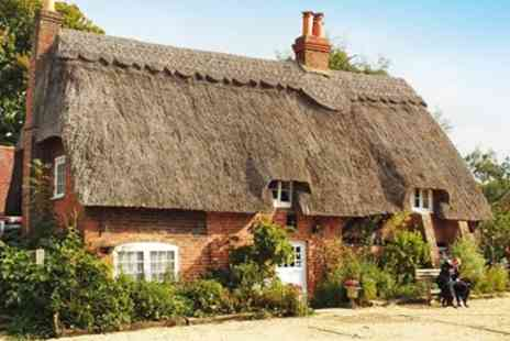 Thatched Cottage - Afternoon Tea for 2 with Gin & Tonic - Save 31%