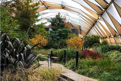 London Parks and Gardens Trust - Ticket to Open Garden Squares Weekend or family ticket - Save 31%
