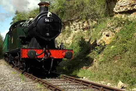 Buyagift - Steam train ride for two - Save 0%
