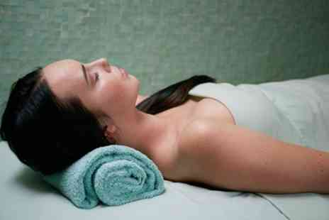 Enhance Beauty Salon - One Hour Aromatherapy Massage with Optional Facial - Save 0%