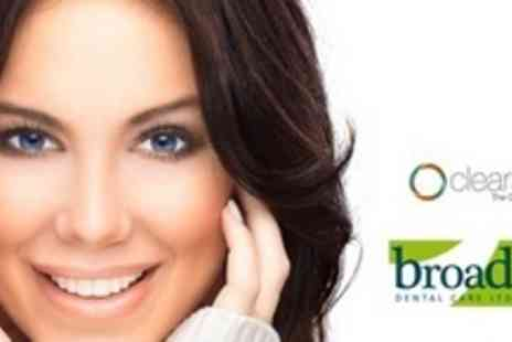 Broadway Dental Care - Clear Double Arch Removable Braces - Save 58%