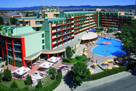 Your Holidays - Four Star All Inclusive Holiday to Sunny Beach, Bulgaria - Save 0%