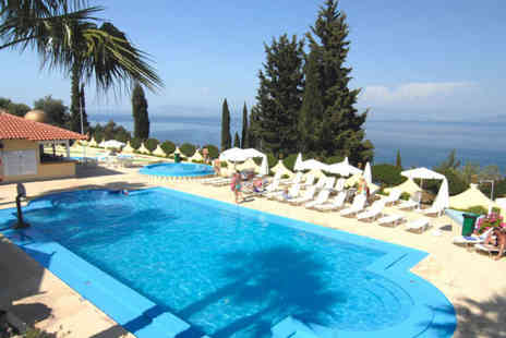 Bargain Late Holidays - Award Winning 4 Star All Inclusive Holiday to Corfu - Save 0%