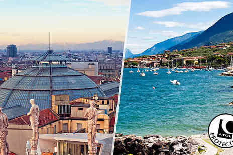 Worldwide Tours & Travel - Four to Six Night, 2 City Trip With Flights, Hotels & Breakfast - Save 0%