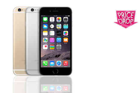 GPSK - An iPhone 6 16GB and accessory pack - Save 38%