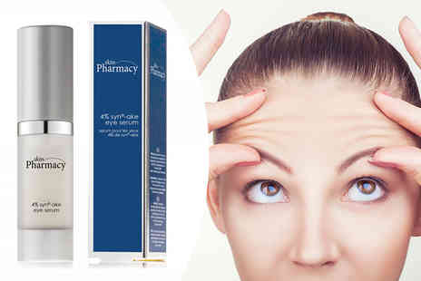Skin Pharmacy - Wrinkle killer eye serum - Save 82%