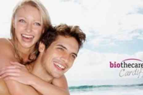 Biothecare Estetika Cardiff - Six IPL Hair Removal Sessions on Medium Area or Eight Sessions on Small Area - Save 73%