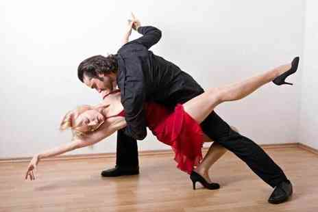 The Latin Collective - Five beginner Latin dance classes - Save 74%