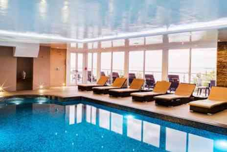 St Ives Harbour Hotel - St Ives Spa Day including Treatment & Cream Tea - Save 33%