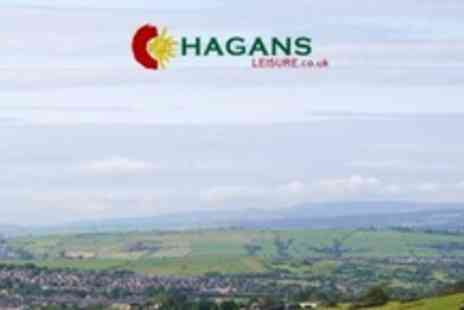 Hagans Leisure - In Ribble Valley Seven Caravan or Motorhome Pitch - Save 67%