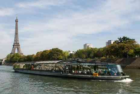 Short Break - Paris day trip with river cruise or day trip with bus tour or river cruise with lunch - Save 63%